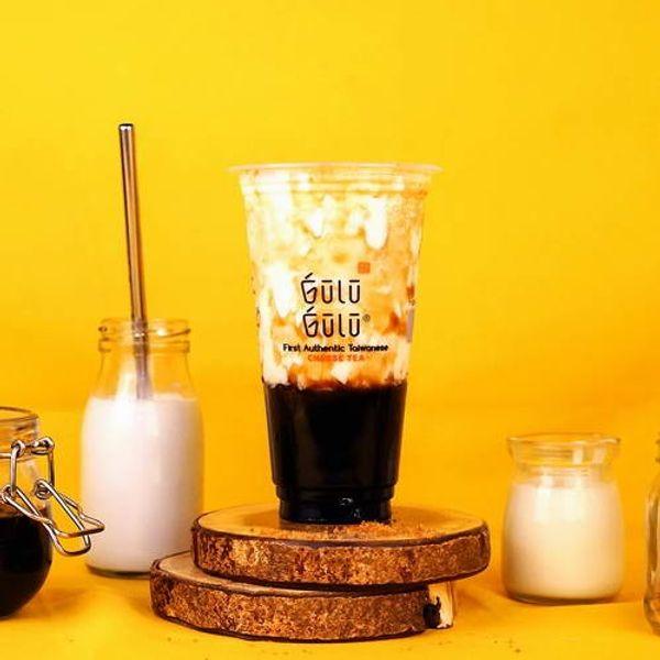 Gulu Gulu - Brown Slurppy Bobba Fresh Milk