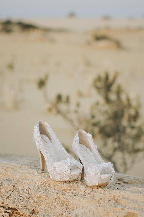 Blossom Wedding Shoes - Pre Order