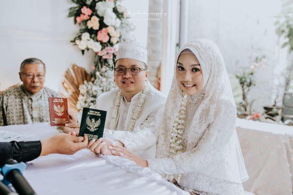 Online Wedding Package ( Akad / Pemberkatan )