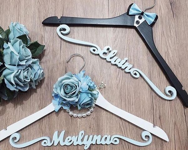 Custom Wooden Hanger