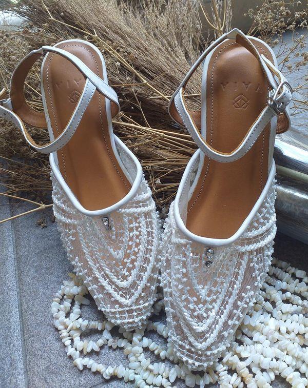 Wedding Shoes Sephtia White - Basic
