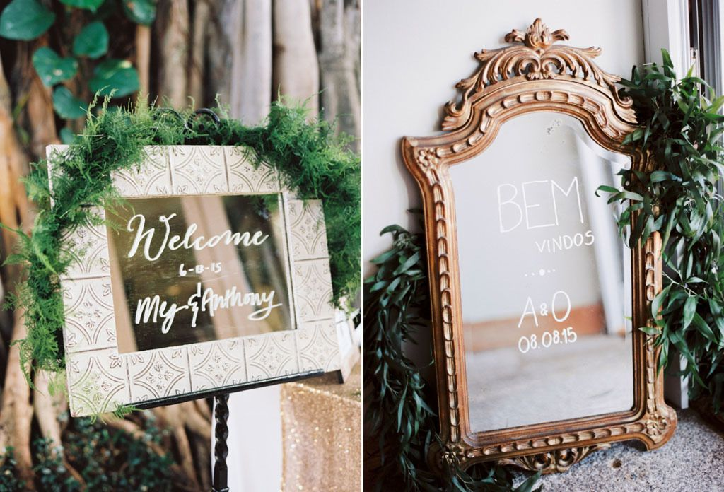 Vendor Idea 10 Ways To Throw A Flower Less Wedding For Your Clients