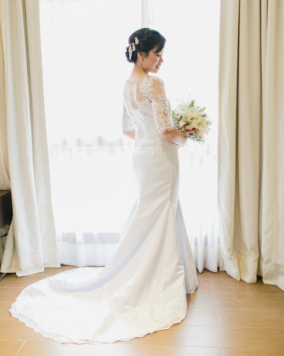 How Much Is Wedding Gown In Philippines