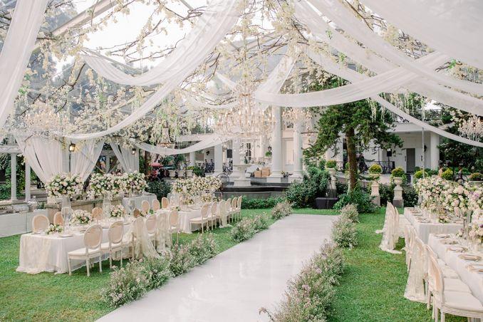 Rekomendasi Gedung Pernikahan Terbaru di Jakarta untuk Pesta Outdoor Image 1