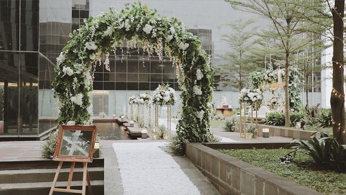 Rekomendasi Paket Venue Pernikahan Outdoor di Jakarta Di Bawah Rp200 Juta Image 1