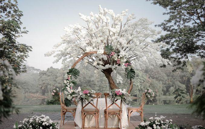 Rekomendasi Gedung Pernikahan Terbaru di Jakarta untuk Pesta Outdoor Image 2