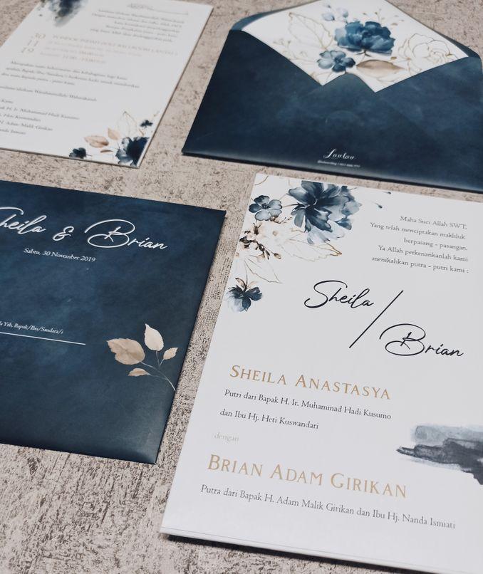 Undangan Pernikahan Artistik di Bawah Rp 30.000 Image 2