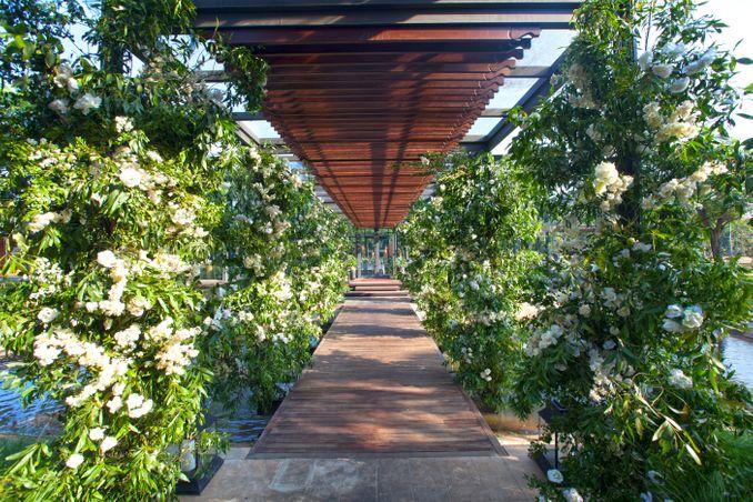 Rekomendasi Gedung Pernikahan Terbaru di Jakarta untuk Pesta Outdoor Image 4