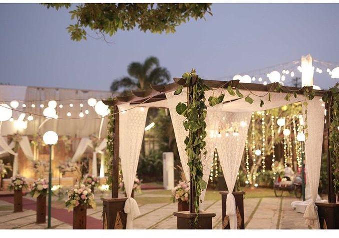 Rekomendasi Paket Venue Pernikahan Outdoor di Jakarta Di Bawah Rp200 Juta Image 8
