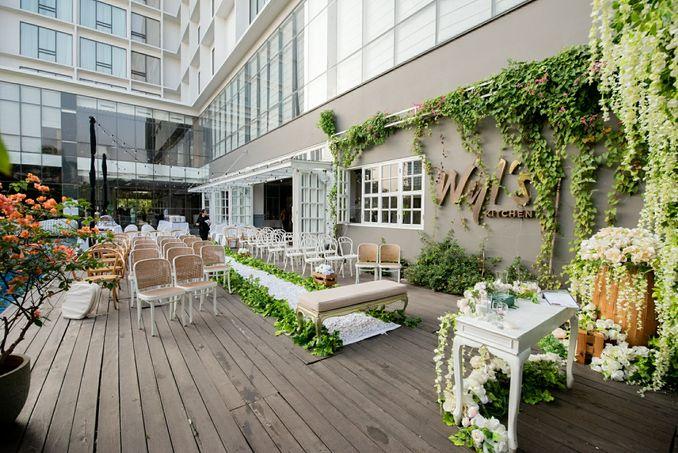 Rekomendasi Gedung Pernikahan Terbaru di Jakarta untuk Pesta Outdoor Image 8