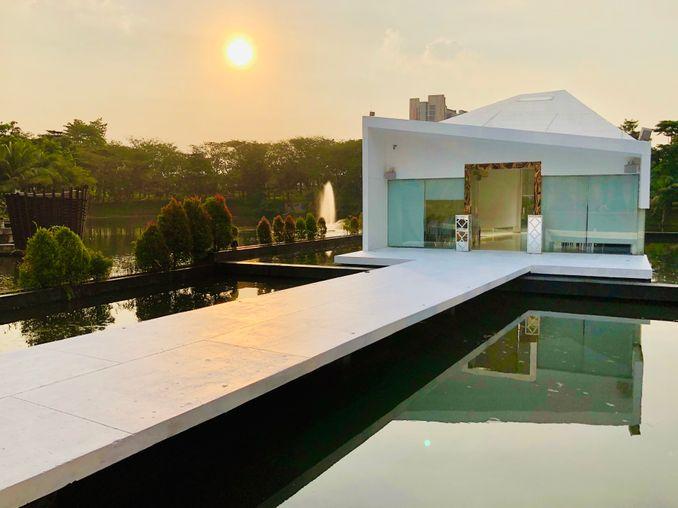 Rekomendasi Gedung Pernikahan Terbaru di Jakarta untuk Pesta Outdoor Image 9