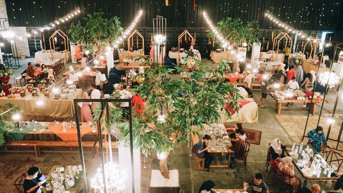 Rekomendasi Gedung Pernikahan Terbaru di Jakarta untuk Pesta Outdoor Image 11