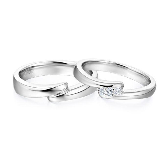 Pilihan Cincin Tunangan Hingga Cincin Kawin, serta Set Perhiasan yang Cocok untuk Berbagai Acara Spesial Image 10