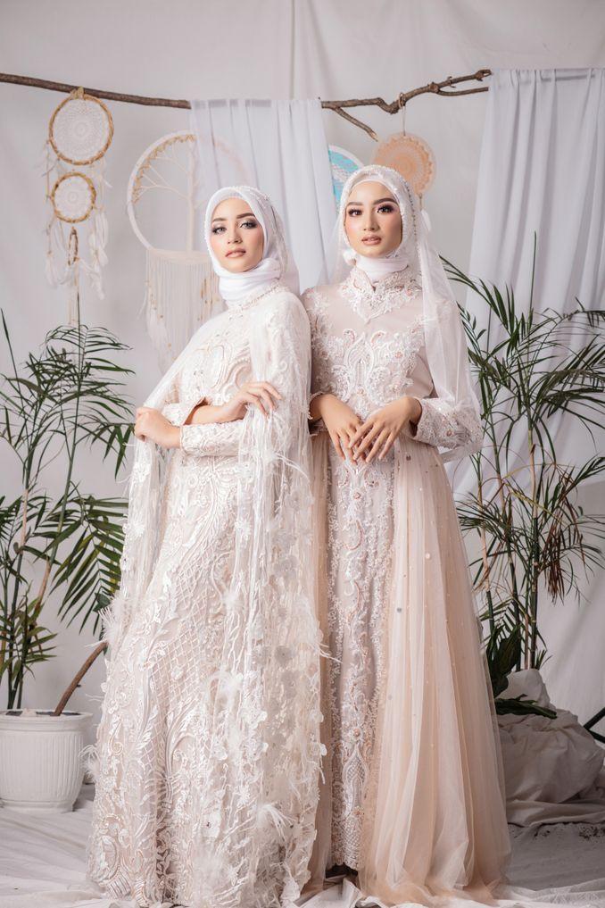 Kebaya Maupun Gaun Pernikahan, Berikut Rekomendasi Tempat Sewa Baju Pengantin Terpercaya Image 2