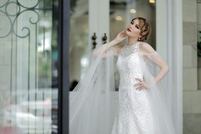 Kebaya Maupun Gaun Pernikahan, Berikut Rekomendasi Tempat Sewa Baju Pengantin Terpercaya Image 5