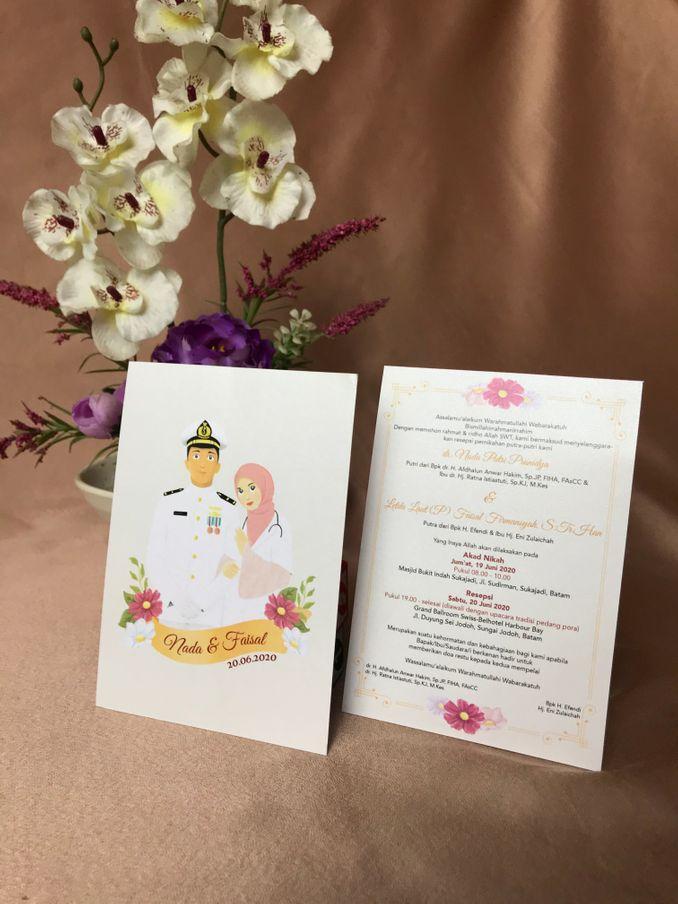 Undangan Pernikahan Artistik di Bawah Rp 30.000 Image 5