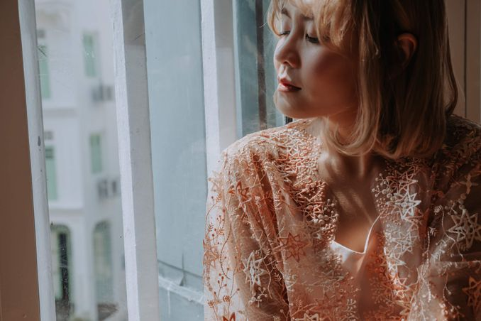 A Romantic Styled Shoot That Breathes Love and Serenity Image 2