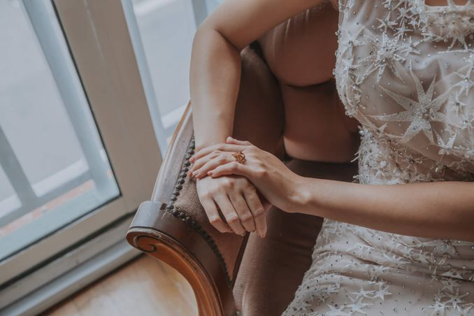 A Romantic Styled Shoot That Breathes Love and Serenity Image 18