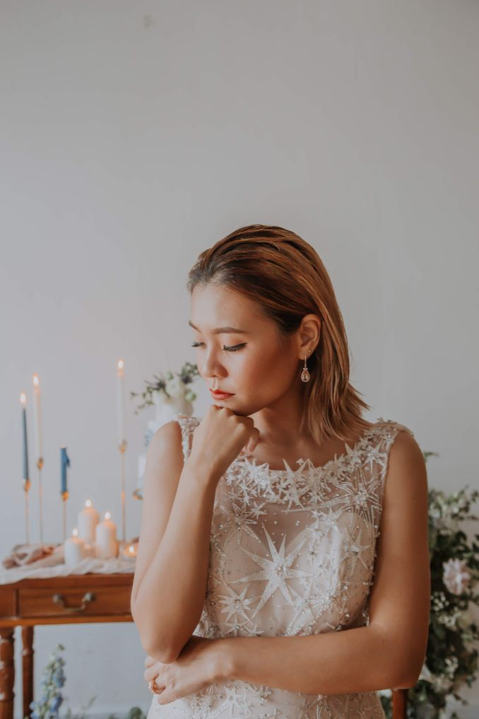A Romantic Styled Shoot That Breathes Love and Serenity Image 20