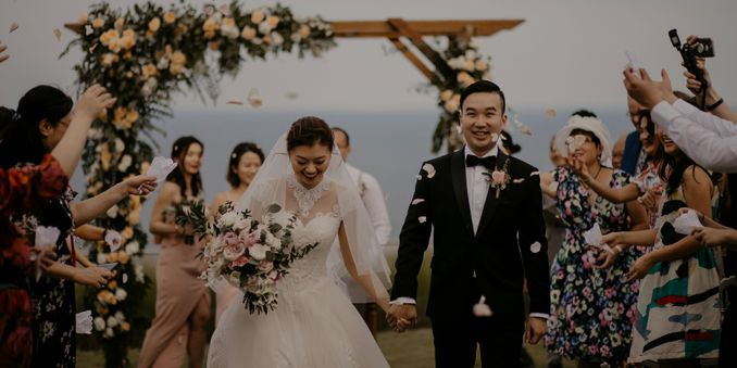 Inspirasi Pernikahan di Bawah Budget Rp 50.000.000 : Modern Elegan Image 7