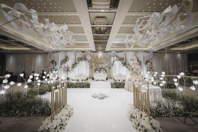 Paket Venue Ballroom Pernikahan di Jakarta di Bawah Rp 200 Juta Image 1