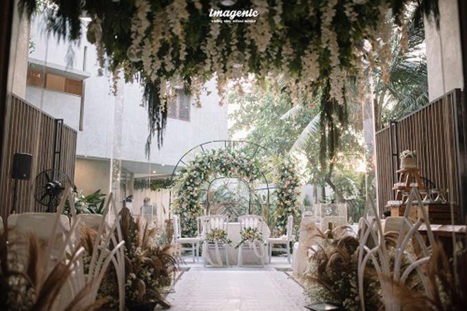 Inspirasi Pernikahan di Bawah Budget Rp 50.000.000 : Etnik Kontemporer Image 1