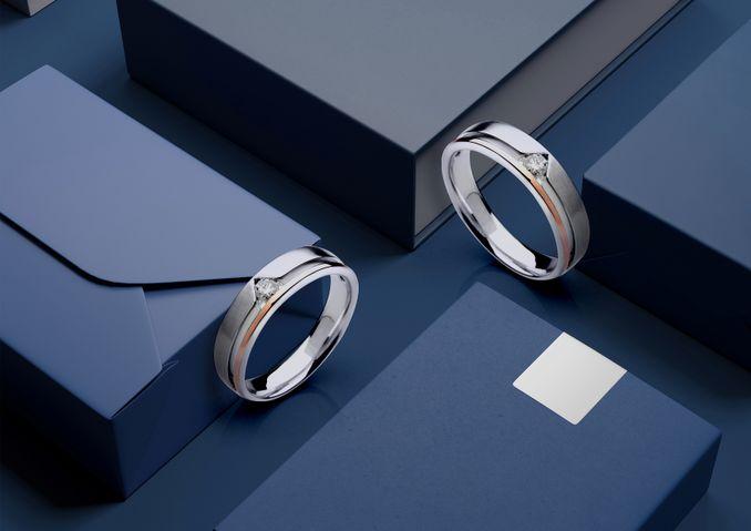Pilihan Cincin Tunangan Hingga Cincin Kawin, serta Set Perhiasan yang Cocok untuk Berbagai Acara Spesial Image 4