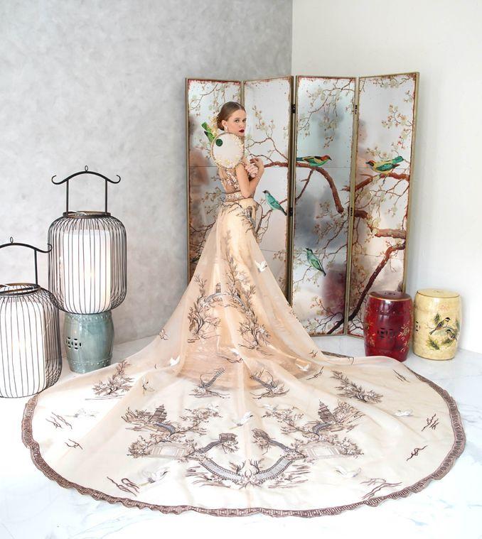 15 Desainer Pilihan untuk Custom dan Sewa Baju Lamaran di Acara Pertunangan Image 3