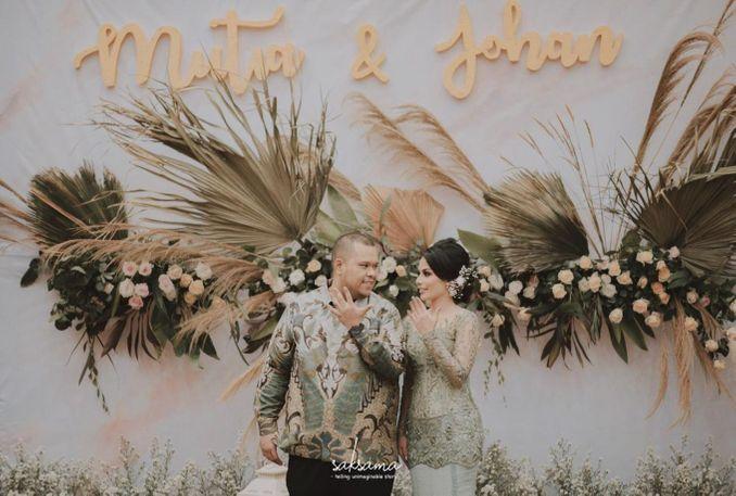 Inspirasi Pernikahan di Bawah Budget Rp 50.000.000 : Etnik Kontemporer Image 6