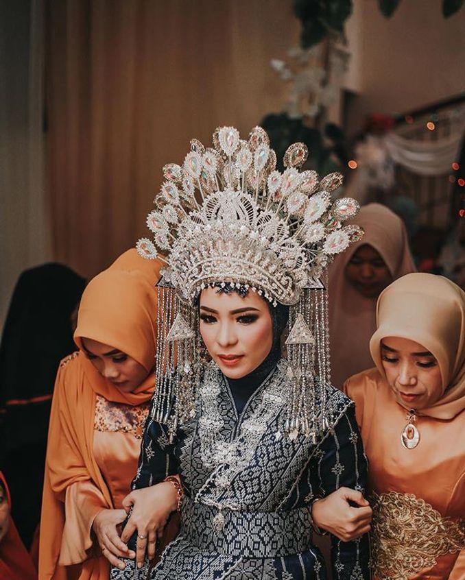 Dari Aceh Hingga Padang, Inilah Jenis dan Makna Mahkota Pengantin Sumatera Image 8