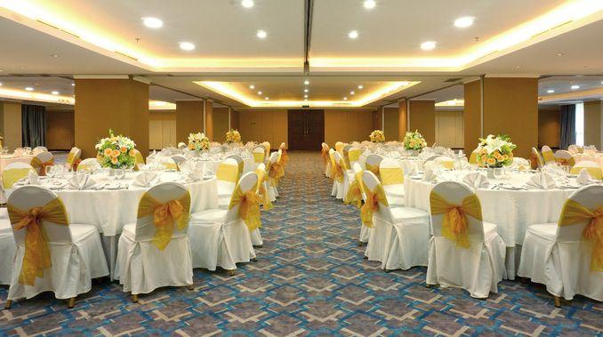 Paket Venue Ballroom Pernikahan di Jakarta di Bawah Rp 200 Juta Image 8