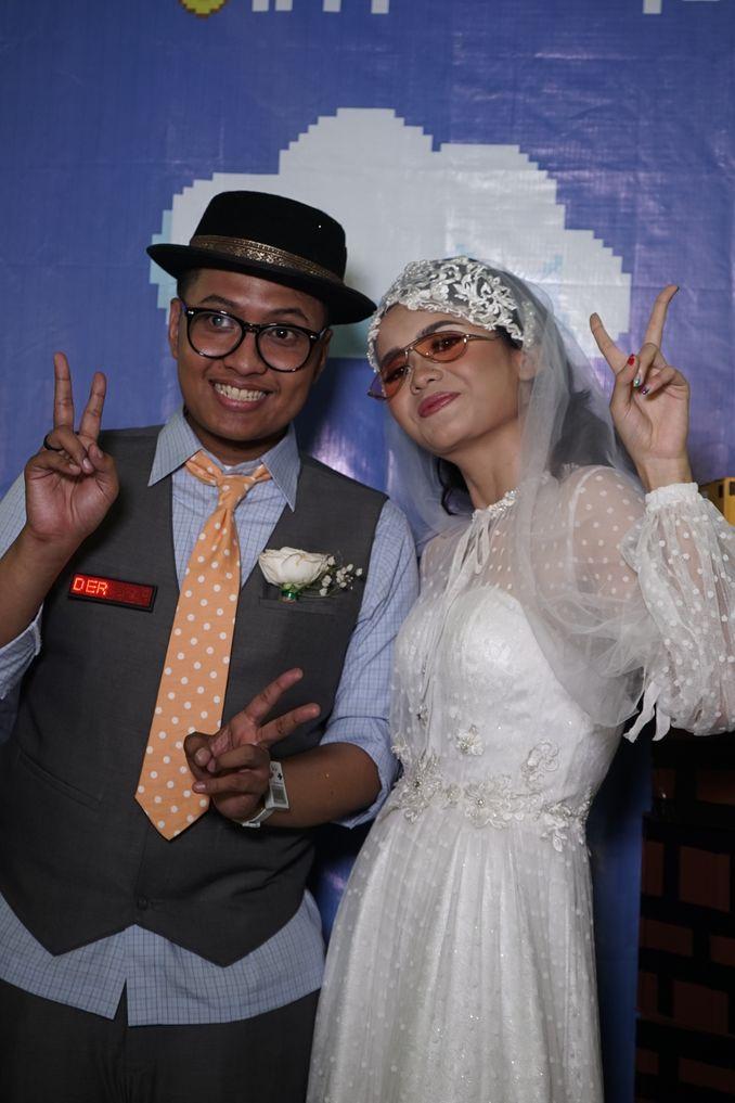 Inspirasi Pernikahan Unik dari Pasangan