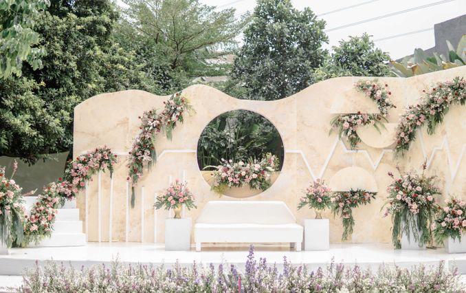 10 Vendor Dekorasi Pelaminan untuk Intimate Wedding di Jakarta, Bogor, & Bandung Image 2