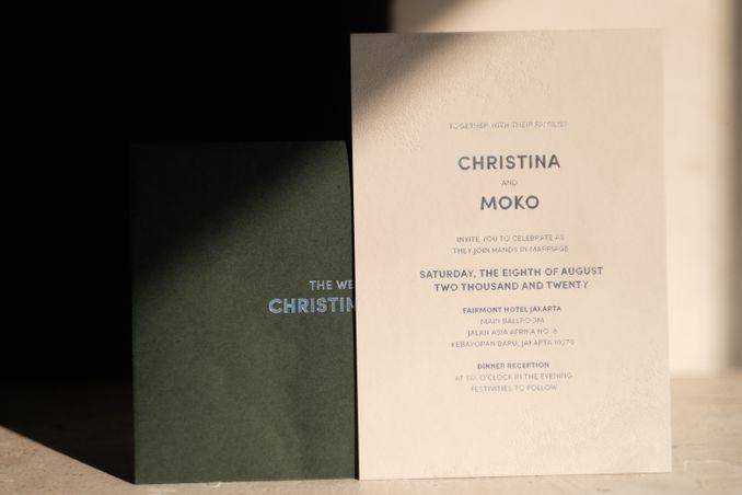 Tren Pernikahan 2020 Reflections of the Sea: Suvenir dan Undangan Pernikahan Image 1