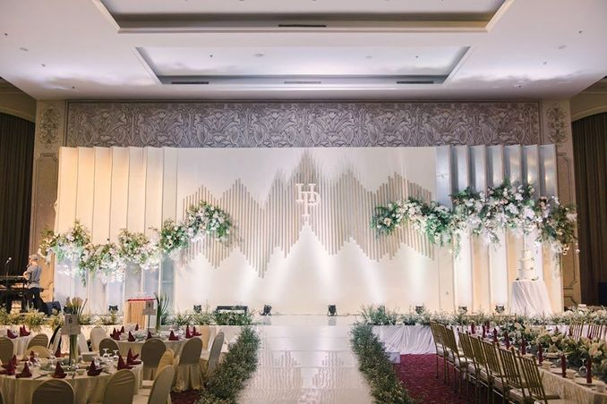 Inspirasi Pernikahan di Bawah Budget Rp 50 Juta : Classy Intimate Image 4