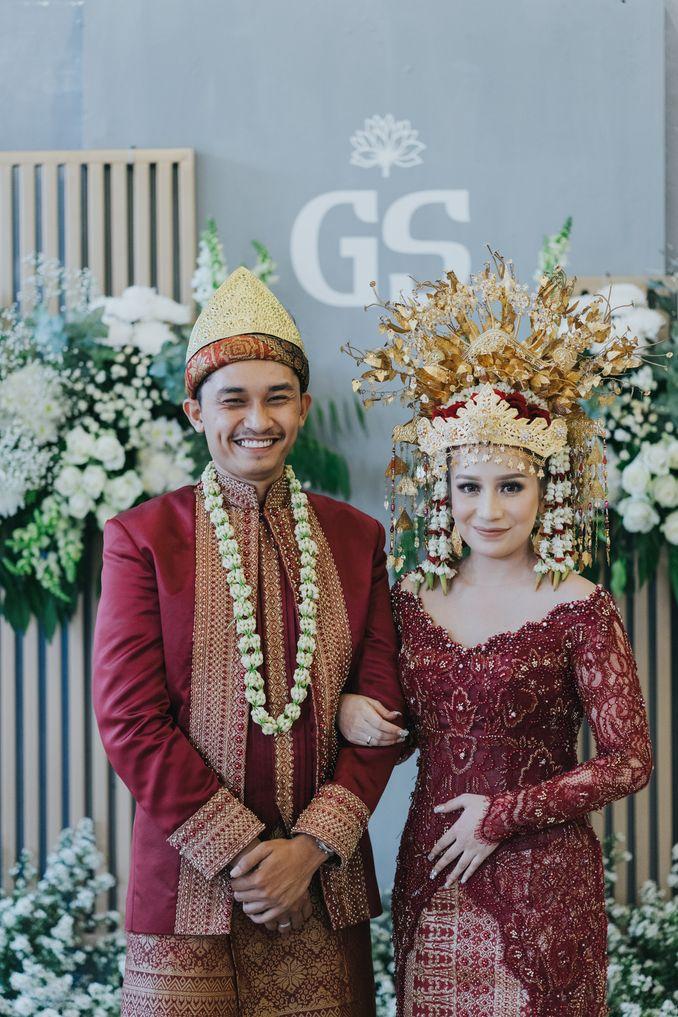Dari Aceh Hingga Padang, Inilah Jenis dan Makna Mahkota Pengantin Sumatera Image 1