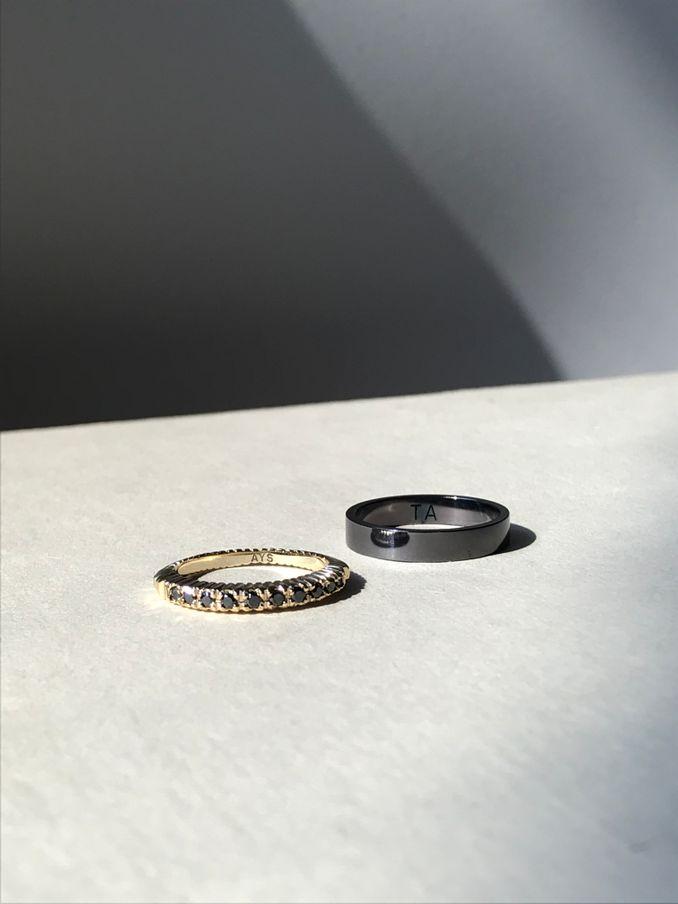 Pilihan Cincin Tunangan Hingga Cincin Kawin, serta Set Perhiasan yang Cocok untuk Berbagai Acara Spesial Image 2