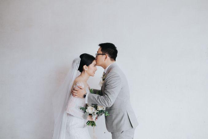 Cerita Pasangan Pengantin yang Menggelar Pernikahan di Tengah Pandemi COVID-19 Image 4