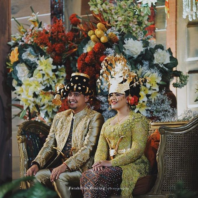 Dari Aceh Hingga Padang, Inilah Jenis dan Makna Mahkota Pengantin Sumatera Image 2