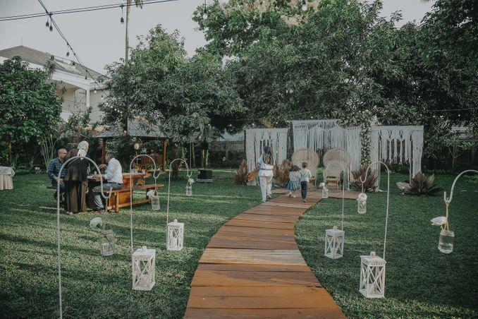 Inspirasi Pernikahan di Bawah Budget Rp 50.000.000 : Modern Elegan Image 2