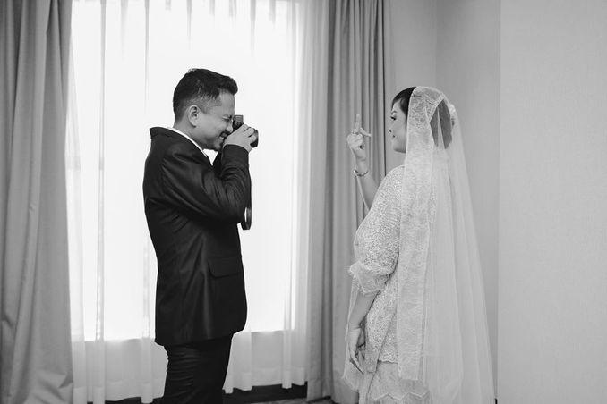 Cerita Pasangan Pengantin yang Menggelar Pernikahan di Tengah Pandemi COVID-19 Image 2