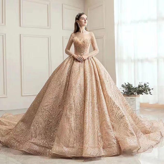 Kebaya Maupun Gaun Pernikahan, Berikut Rekomendasi Tempat Sewa Baju Pengantin Terpercaya Image 6