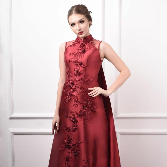 15 Desainer Pilihan untuk Custom dan Sewa Baju Lamaran di Acara Pertunangan Image 7