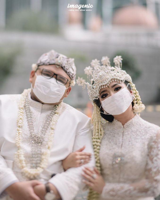 Cerita Pasangan Pengantin yang Menggelar Pernikahan di Tengah Pandemi COVID-19 Image 5