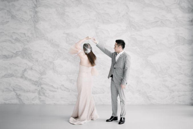 Inspirasi Pernikahan di Bawah Budget Rp 50 Juta : Classy Intimate Image 2