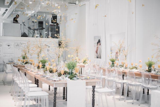 Inspirasi Pernikahan di Bawah Budget Rp 50 Juta : Classy Intimate Image 1