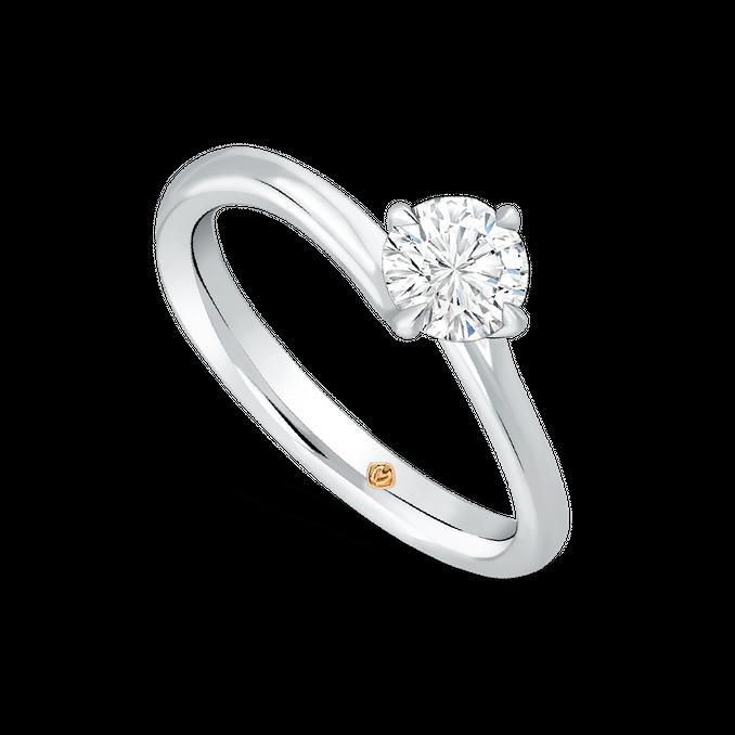 Pilihan Cincin Tunangan Hingga Cincin Kawin, serta Set Perhiasan yang Cocok untuk Berbagai Acara Spesial Image 7