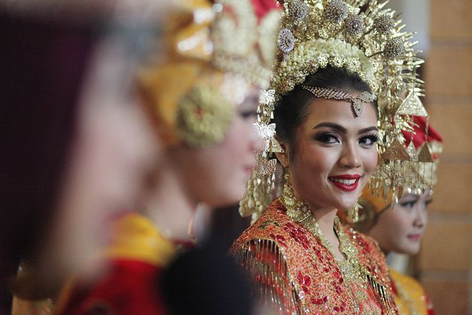 Makna Tradisi Malam Bainai dari Adat Minang Image 1