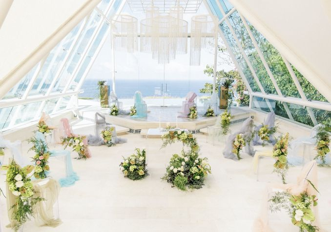 10 Rekomendasi Tempat Pernikahan Terbaru dan Terfavorit di Bali Image 10