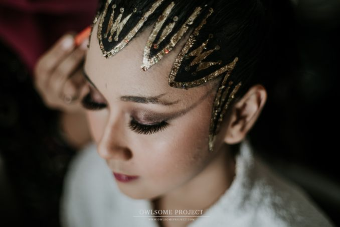 The Divine Meanings of Paes, The Central Javanese Bridal Makeup Image 2